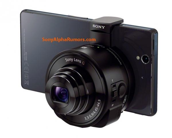 Смартфонный объектив от Sony, или отдельная камера?