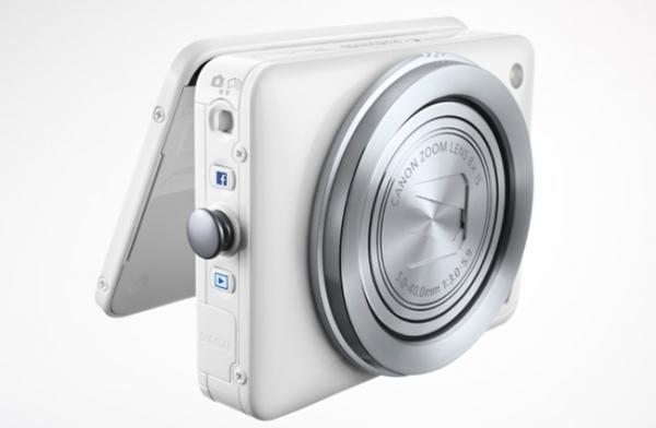 Canon PowerShot N Facebook Edition — камера для пользователей Facebook