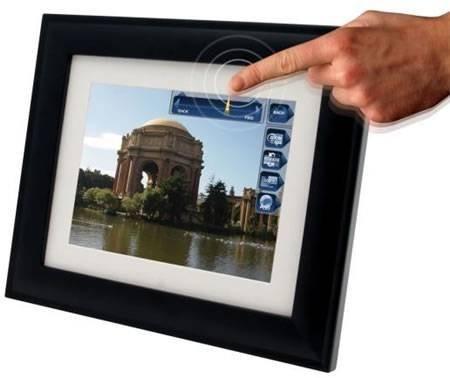 Новые цифровые фоторамки Pandigital