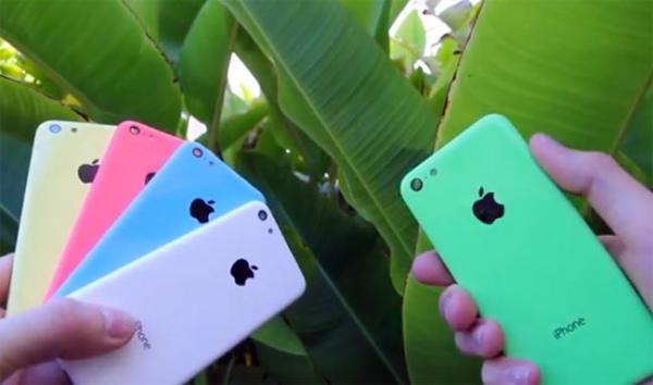 Спецификации iPhone 5C (слухи)