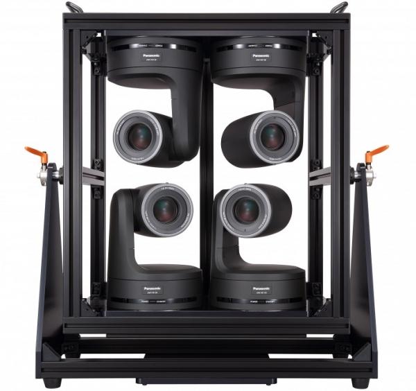 Ультра-широкоформатная камера Panasonic для спортивных соревнований