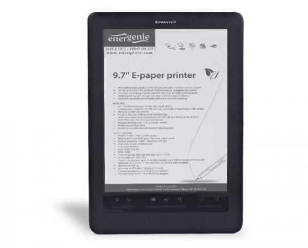 EnerGenie ePP2 — читалка-принтер