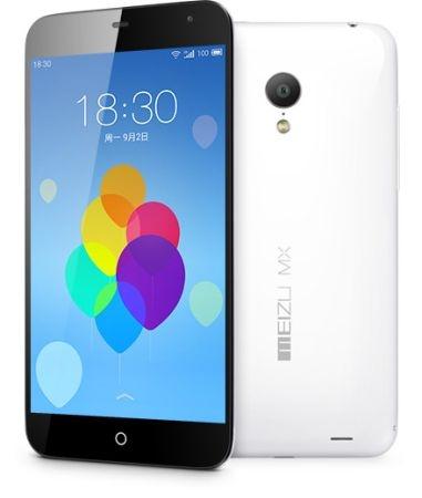Meizu представляет смартфон MX3 со 128 ГБ памяти