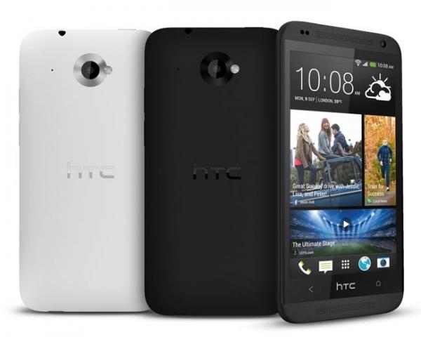 Официальный анонс смартфона HTC Desire 601