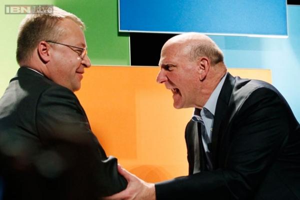 Microsoft покупает телефонный бизнес Nokia за 7,2 миллиарда $