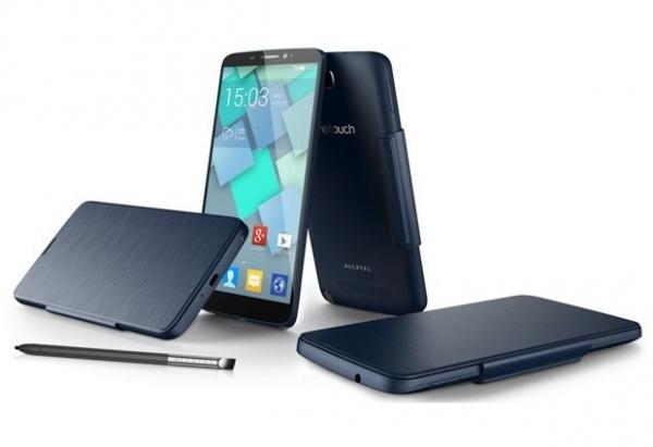 6-дюймовый смартфон Alcatel One Touch Hero