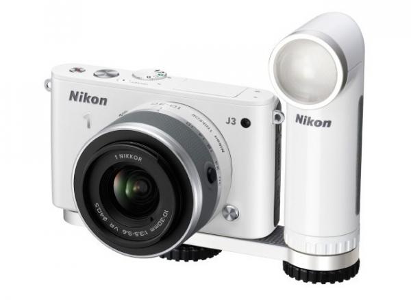 Nikon LD-1000 LED Movie Light — светодиодная подсветка для съемки фото и видео