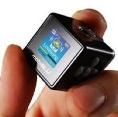 MobiBlu Cube3 – третье поколение плееров-кубиков