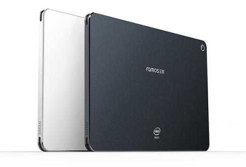 Ramos выпускает Android-планшеты на платформе Intel