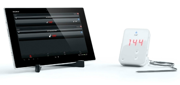 Кухонная версия планшета Sony Xperia Tablet Z