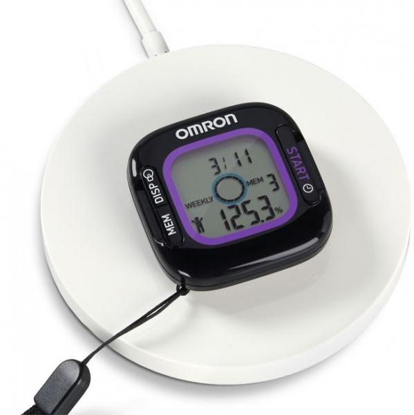 Omron Activity Monitor – гаджет, который поможет снизить вес