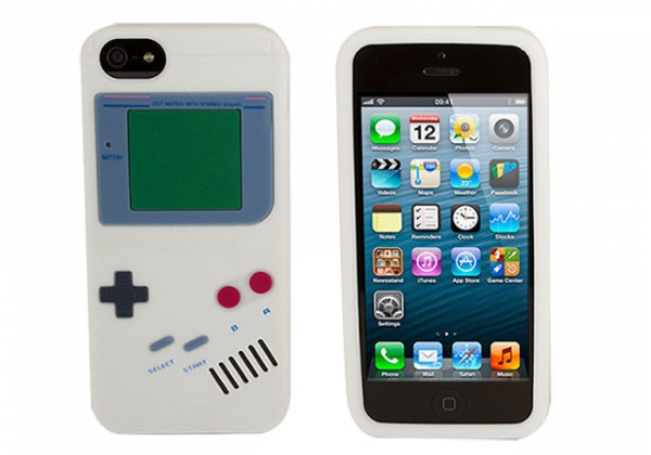 Чехол Rocketcases превратит iPhone в игровую ретро-консоль