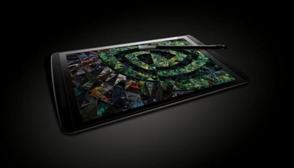 Официальный анонс планшета от Nvidia