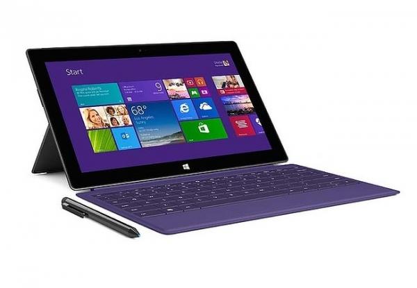 Второе поколение планшетов Microsoft Surface