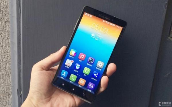 Android-смартфон Lenovo Vibe Z