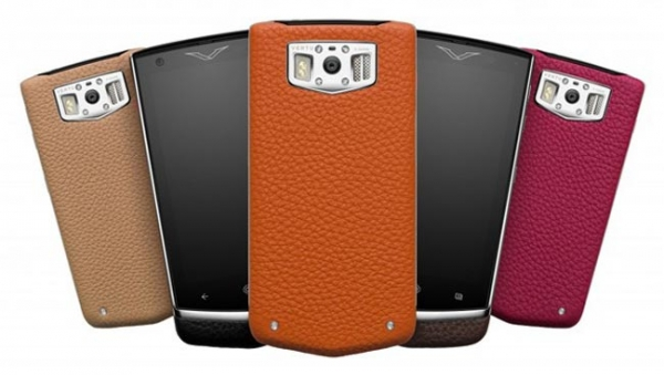 Vertu Constellation — Android-смартфон за 6600 $