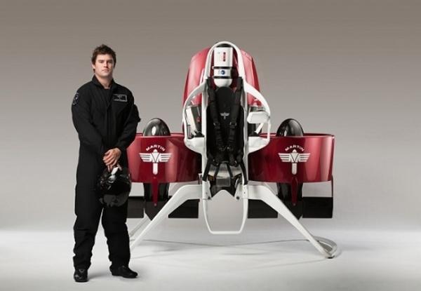 Реактивный ранец P12 Jetpack поступит в продажу в ближайшие 2 года