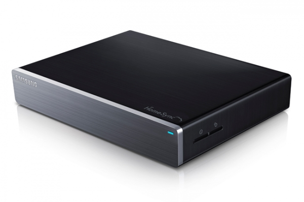 Android-Top Box Samsung HomeSync