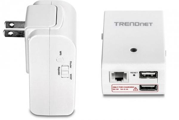 Trendnet TEW-714TRU — беспроводной портативный роутер
