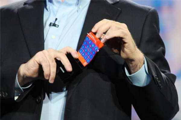 Samsung Galaxy Round — гибкий смартфон от Samsung (слухи)