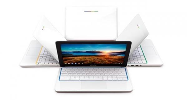 HP Chromebook 11 представлен официально