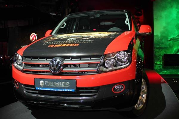На «Игромире-2013» разыграли автомобили Volkswagen и iPhone 5S