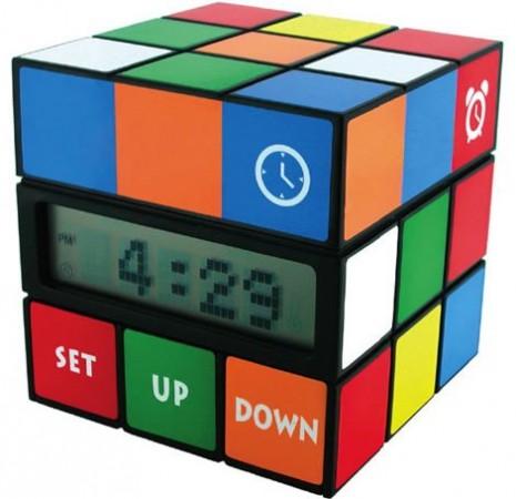 Будильник Кубик Рубика