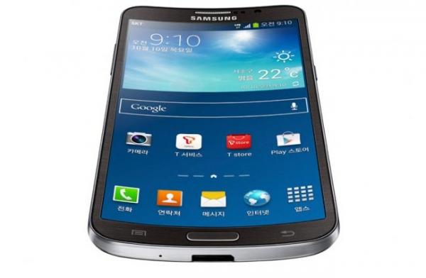 Samsung Galaxy Round — изогнутый телефон выходит в продажу в Корее