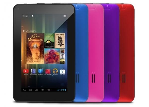 Ematic EM63 — двухъядерный 7-дюймовый планшет за 90 $