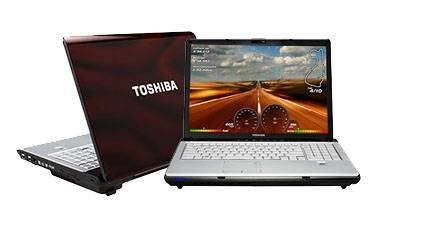 Новые игровые ноутбуки Toshiba Satellite – X205-SLi5 и X205-SLi6