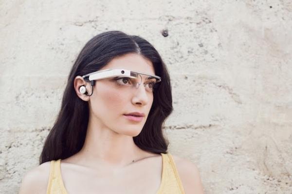 Как будут выглядеть новые очки Google Glass?