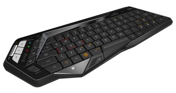 Mad Catz анонсирует мобильную клавиатуру S.T.R.I.K.E.M