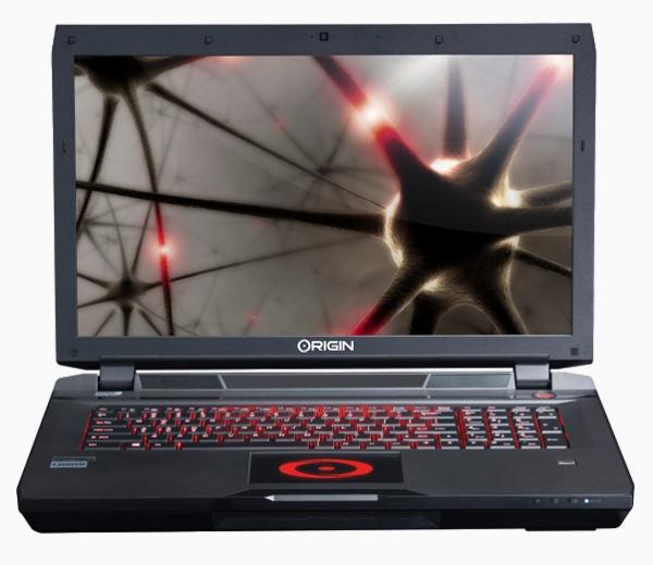 EON17-SLX — высокопроизводительный лэптоп от ORIGIN PC