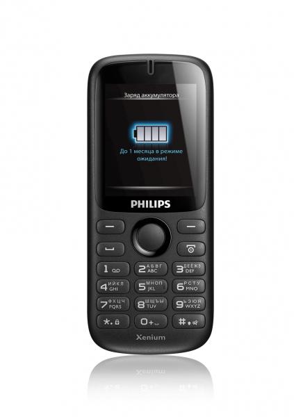 Philips Xenium X1510 — альтернативный связной