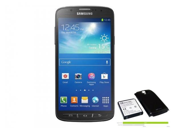 Аккумулятор удвоенной емкости для Galaxy S4 Active от Mugen