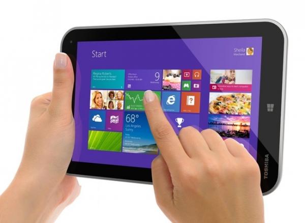 Toshiba Encore 8 — планшет с Windows 8.1