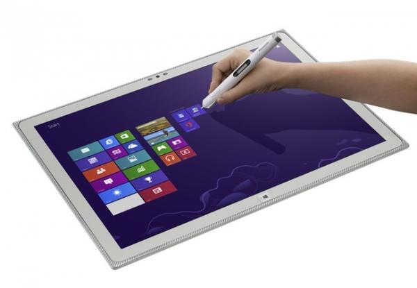 20-дюймовый 4K-планшет Panasonic Toughpad 4K UT-MB5