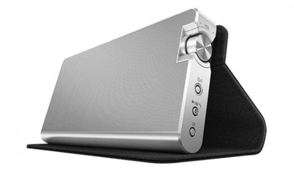 Портативные беспроводные аудиосистемы Panasonic SC-NA10 и SC-NA30