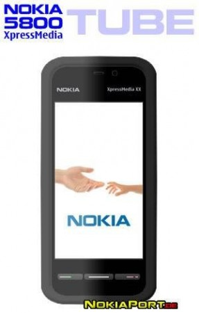 Nokia 5800 XpressMedia Tube – конкурент iPhone от Nokia