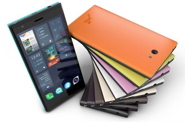 Смартфоны Jolla Sailfish OS выйдут в продажу до конца года