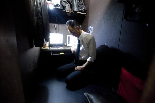 Японские «кибер-бомжи», живущие в интернет-кафе