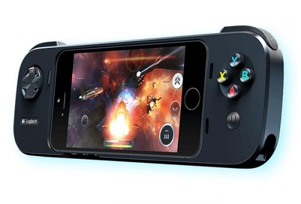 Игровой контроллер для iPhone Logitech PowerShell вышел в продажу