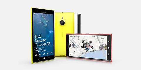 Самый большой смартфон Nokia появился на российских прилавках