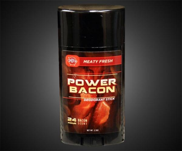 «Сила бекона» — дезодорант с запахом, собственно, бекона