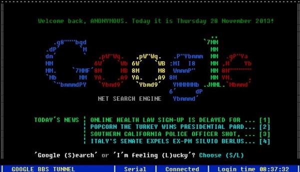Сайт дня: Google BBS
