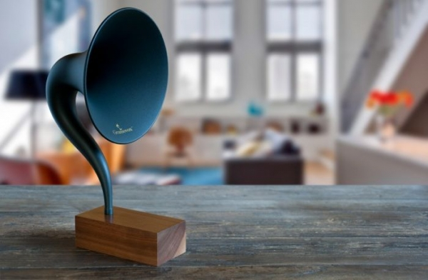 Gramovox — Bluetooth-граммофон