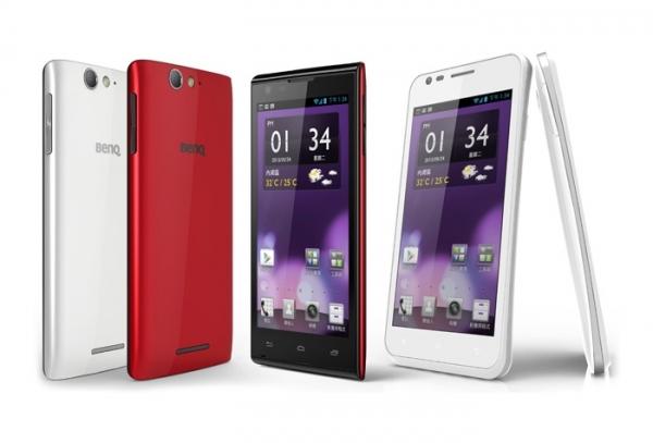 BenQ F3 и BenQ A3 — бюджетные Android-смартфоны