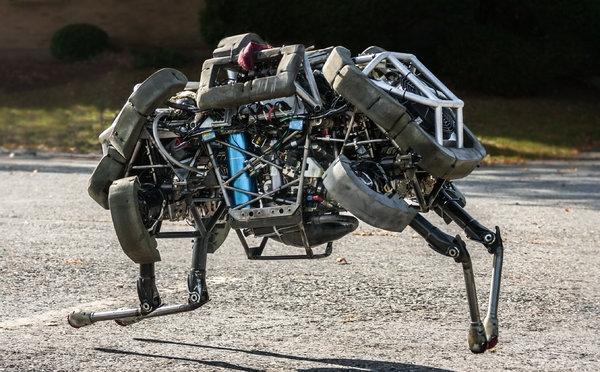 Google купила Boston Dynamics, перспективнейшего разработчика роботов