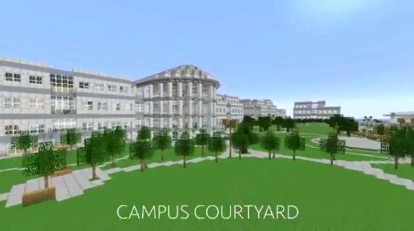 Штаб-квартиру Apple воссоздали в игре Minecraft