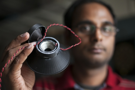 Ученые напечатали рабочий динамик полностью на 3D-принтере